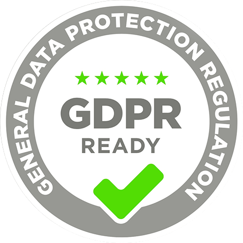 GDPR Ready - General Data Protection Regulation
